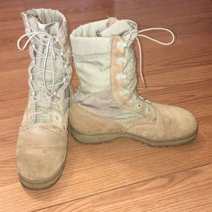 Vibram Army/Military Spect Tactical Combat Boots